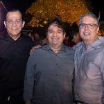 Luis Carlos Lafuente, Joanatan Machado E Walkemar Santos