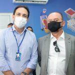 Luis Carlos Queiroz E Julio Cavalcante