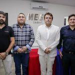 Marcelo Belem, Ruvens Carlo, Tarcisio Porto E Teofilo Costa (1)