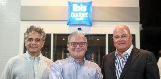 Marcelo Cavalcante, Flavio Castro E Luciano Cavalcante (1)