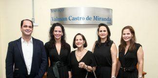 Marcelo, Luciana, Cristina E Adriana Miranda, Cristiana Carneiro (2)