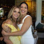 Michelle Aragão E Elisa Oliveira
