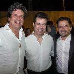 Pedro Freitas, Duda Brígido E Pedro Ivo