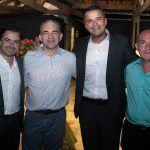 Pedro Ivo, Fernando Gomes, Tales Varela E Roni Ximenes