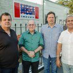Rene Freire Junior, Ricardo Bezerra, Ricardo Lopes E Sergio Miranda (2)