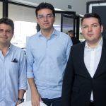 Ricardo Frota, Fernando Helio E David Aguiar