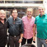 Ricardo Trajano, Naldinho Sales, Paulo Angelim E Iremar Lira