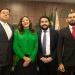 Rinaldo Almeida, Ana Lourdes Nogueira, João Guilherme E Eduardo Almeida