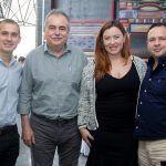 Roberto Júnior, Assis Cavalcante, Aline Barroso E Igor Queiroz Barroso