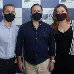 Roberto Júnior, Igor Queiroz E Aline Barroso (2)