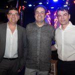 Rodrigo Rangel, Janderson Giffoni E Lúcio Feijão