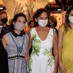 Socorro França, Patrícia Liebmann, Isolda Cela E Onélia Leite