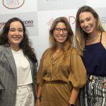 Alexia Rocha, Acelina Dias E Gabriela Sobral