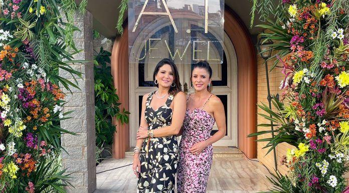 Aline Pinho E Nathalia Nogueira