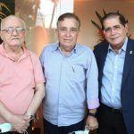 Aluisio Ramalho, Claudio Targino E Virgilio Araripe (3)