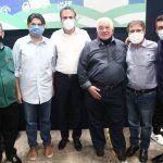 Arinilo Macena, Bruno Girão, Camilo Santana, Luiz Girão, Evandro Leitão E Wanderley Nogueira (4)