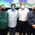 Arinilo Macena, Bruno Girão, Camilo Santana E Luiz Girão (1)