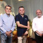 Ascal, Omar De Albuquerque E Vando Figueiredo