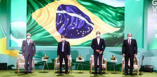 Cândido Albuquerque, Evandro Leitão, Camilo Santana E Ricardo Cavalcante (2)