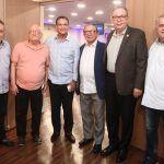 Claudio Targino, Aluisio Ramalho, Beto Studart, Marcos Montenegro, Ricardo Cavalcante E Jose Antunes (2)