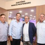 Claudio Targino, Beto Studart, Marcos Montenegro E Jose Antunes (1)