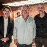 Daniel Queiroz, Evandro Colares E Henrrique Donato (2)