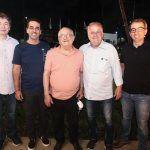 Edgar Gadelha, Aluizio Filho E Aluisio Ramalho, Jose Antunes E Marcelo Ramalho (1)