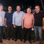 Edgar Gadelha, Aluizio Ramalho Filho , Beto Studart E Aluisio Ramalho E Marcelo Ramalho (2)