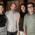 Grace Linhares, Ricardo Rios Hilsdorf, Cristiane Calisto E Giacomo Brayner (1)