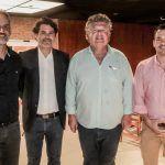 Herrique Donato, Daniel Queiroz, Evandro Colares E Miguel Dias (2)