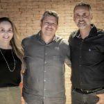 Ivana, Bob Santos E Henrrique Donato (1)