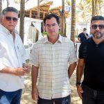 Janio Natal, Paulo Menezes E Paulo Onishi