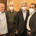 Jose Antunes, Lauro Martins, Chico Esteves E Flavio Oliveira (1)