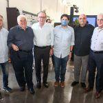 Jose Antunes, Luiz Girão, Ricardo Cavalcante, Bruno Girão,Fernado Cirino Gurgel E Carlos Prado (1)