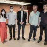 Livia Medeiros, Erick Picanço, Daniel Queiroz, Evandro Colares E Rui Do Ceara (2)
