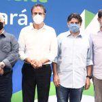 Luiz Girão, Camilo Santana, Bruno Girão E Cid Gomes (1)