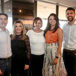 Marcos Barbosa, Denizia Almeira, Sandra Vincy, Patricia Minerva E Thiago Andrade (3)