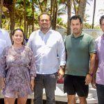Murilo Pascoal, Clarisse Linhares, Adriano Nogueira, Clarisse Linhares E Rafael Rodrigues (1)