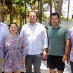 Murilo Pascoal, Clarisse Linhares, Adriano Nogueira, Clarisse Linhares E Rafael Rodrigues (2)