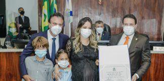 Pedro, Camilo, Luiza, Onelia Santana E Leo Couto (2)