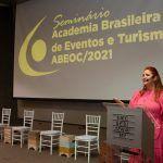 Posse Anya Ribeiro Na Academia Brasileira De Turismo E Eventos (6)
