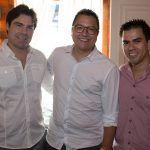 Rafael Boris, Leopoldo Cabral E Francisco Mesquita