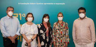 Randal Pompeu, Fátima Fernades Veras, Pollyana Quitella, Manuela Bacelar E Marcelo Campos 3