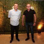 Ricardo Bezerra E Eugenio Pachelle