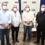 Ricardo, Everardo E Amilton Silveira, Edvaldo Brito (4)