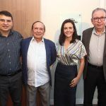 Sergio Lopes, Marcos Montenegro, Veridiana Soares E Ricardo Cvalcante (6)