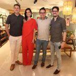 Thaigo Dorine, Larissa Sales, Carlos Fabricio E Bruno Rebouças